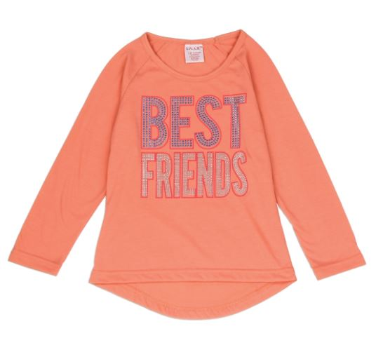 SWAK CORAL BEST FRIENDS