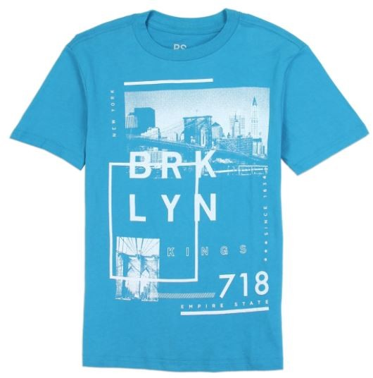 PS TSHIRT MANGA CORTA BROOKLYN