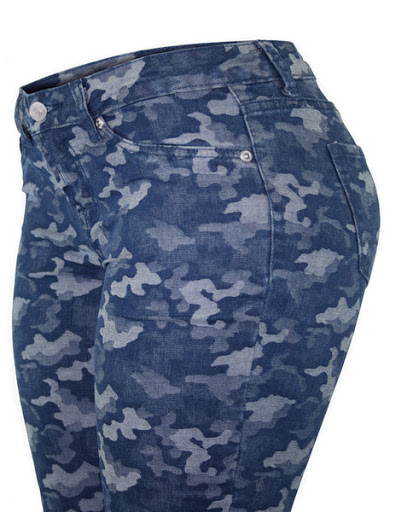 CIELO JEANS USA CAMO STRETCH
