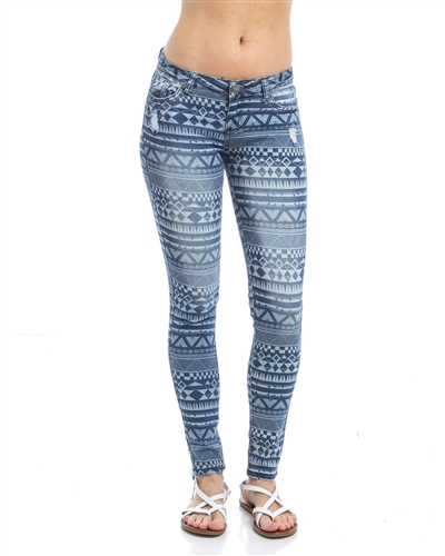 JEANS TRIBAL STRETCH