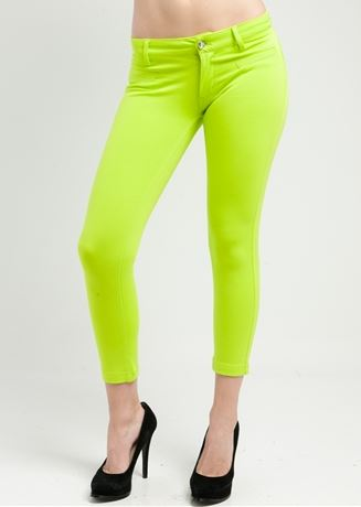 CAPRI  LIME SUPER STRETCH