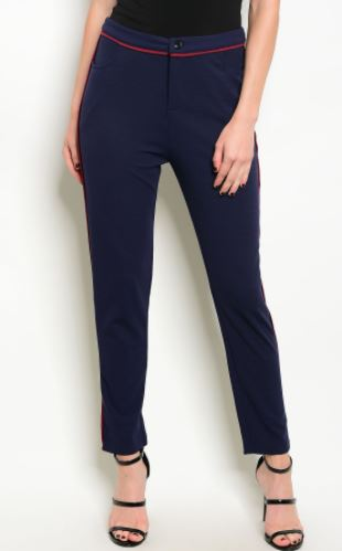 PANTALON DE VESTIR STRETCH