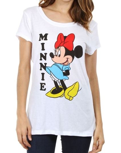 MINNIE MOUSE T-SHIRT DUAL FACE