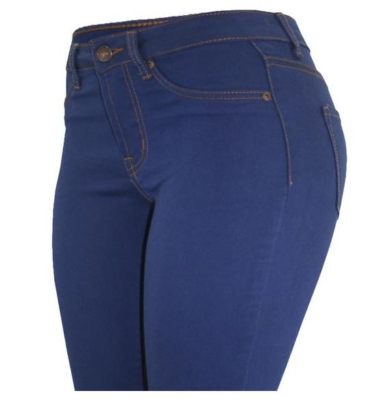 CIELO JEANS PERFECT STRETCH AZUL