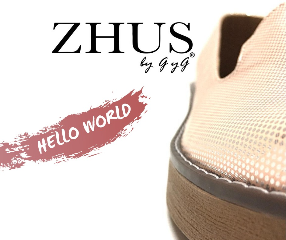 ZHUS SNEAKER CALIFORNIA ZAPATILLA WATER PINK