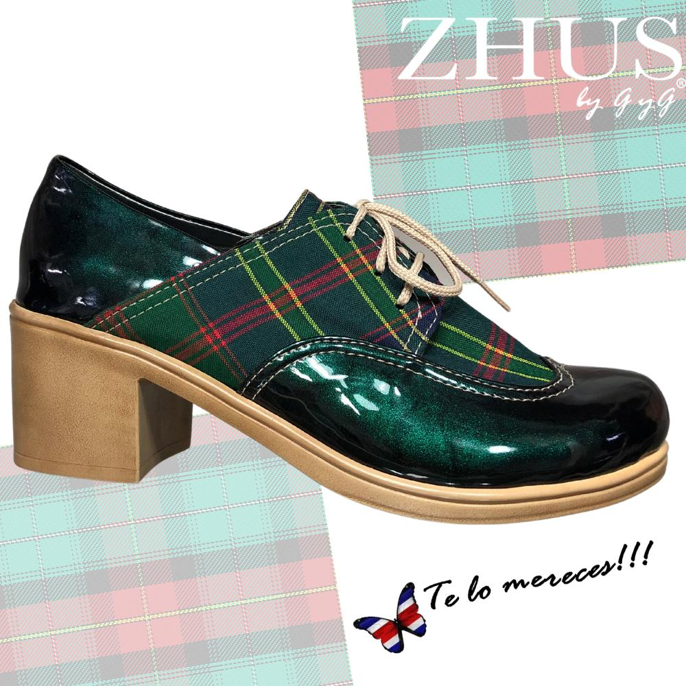 ZHUS ESCOCES TACON JINEBRA VERDE