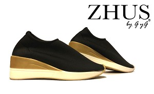 ZHUS TENNIS STRETCH NEGRO